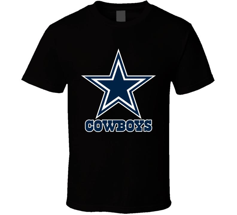Cowboys Hd T Shirt