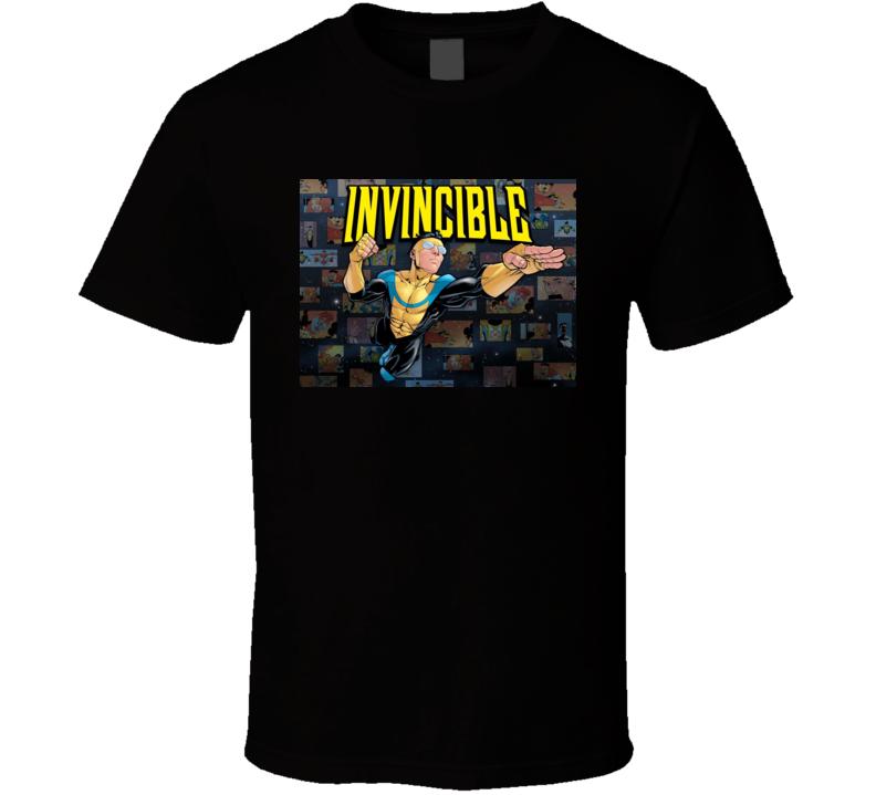 Invicible T Shirt