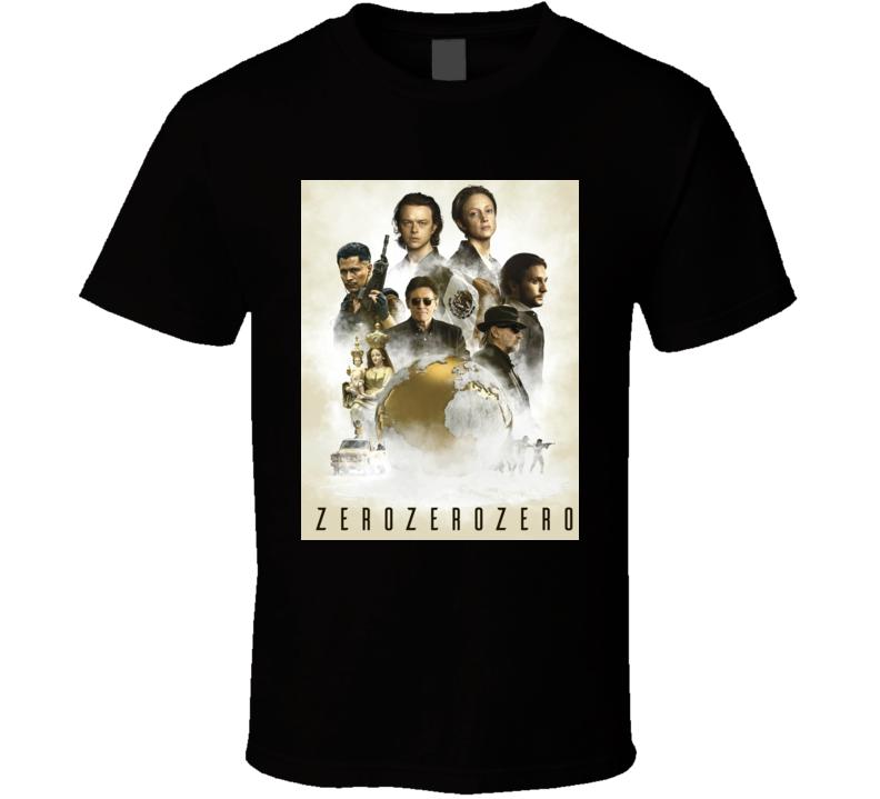 Zerozerozero T Shirt