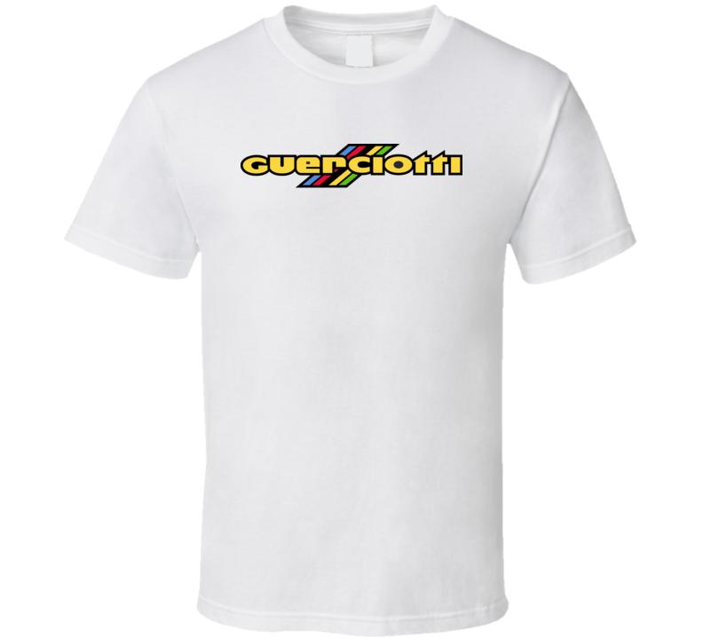 Guerciotti Logo T Shirt