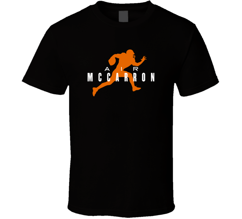 Air AJ McCarron Cincinnati Football Player Fan Parody T Shirt