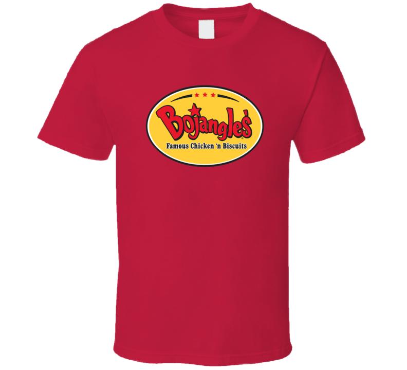 Bojangles Famous Chicken Logo Tshirt