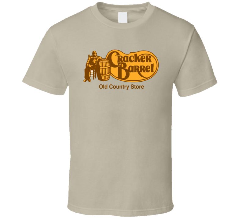 Cracker Barrel Logo Tshirt
