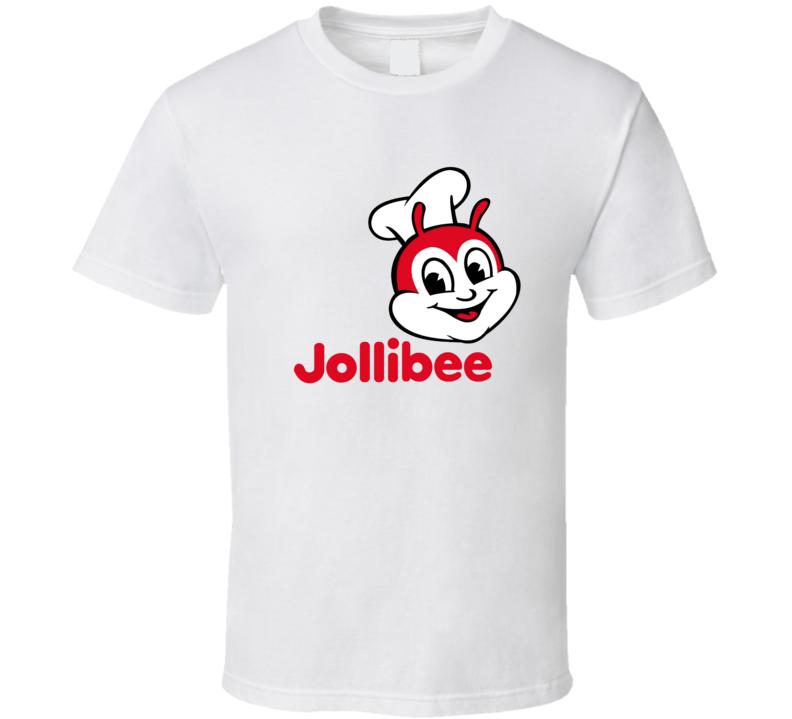 Jollibee Logo Tshirt