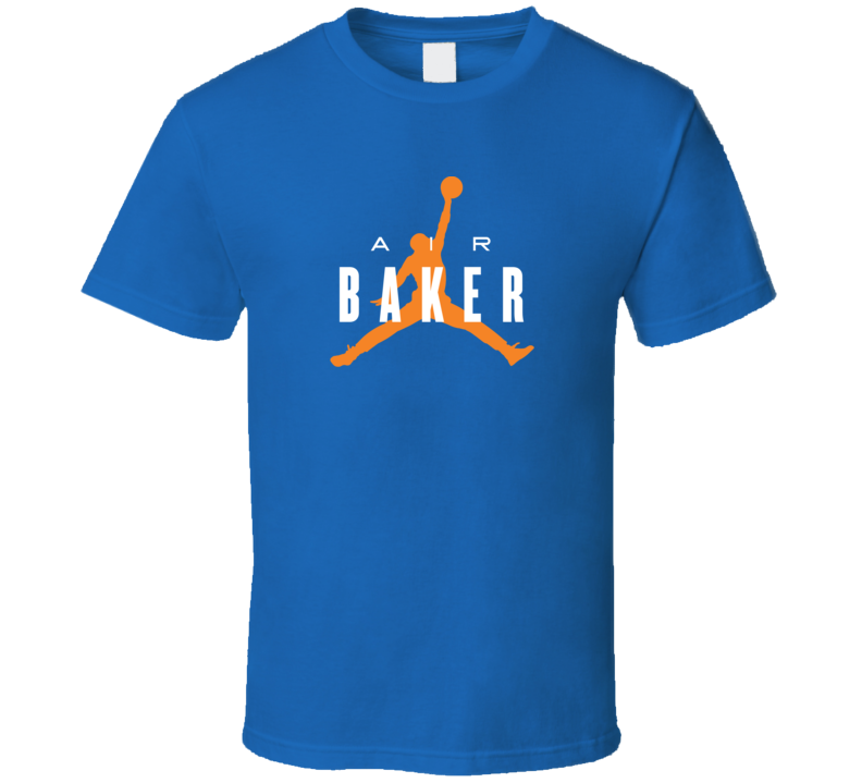 Air Ron Baker Funny Player New York Basketball T Shirt