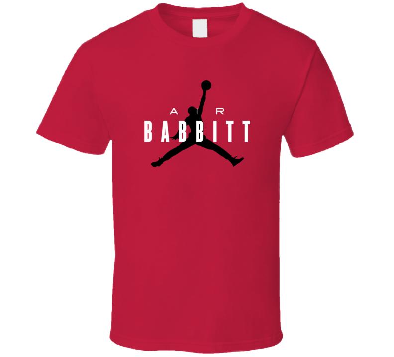 Air Luke Babbitt Funny Player Miami Basketball T Shirt