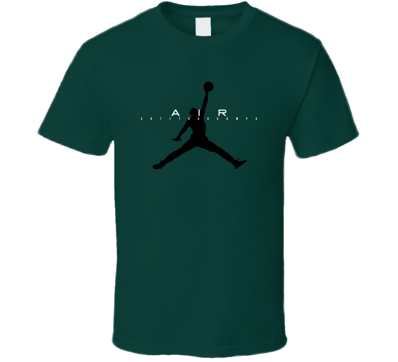 Air Giannis Antetokounmpo Funny Player Milwaukee Basketball T Shirt