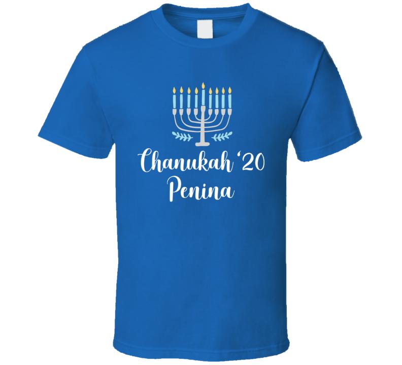 Chanukah 2020 Penina T Shirt