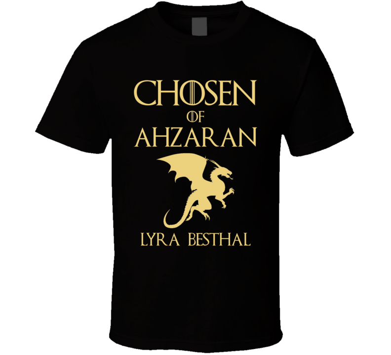 Chosen Of Ahzaran T Shirt