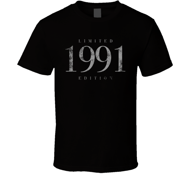Limited Edition 1991 T Shirt