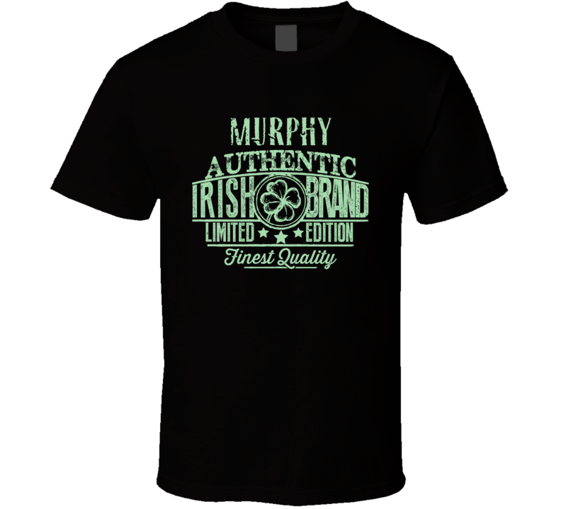 Murphy Authentic Irish Brand Limited T Shirt