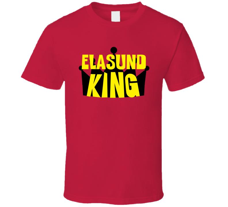 Elasund King Sports And Hobbies Master T Shirt