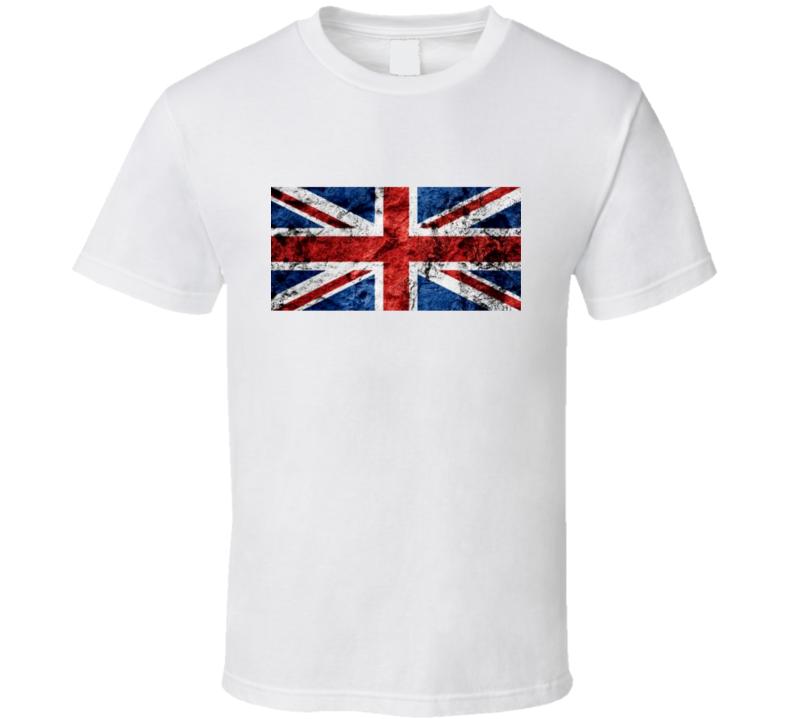 Union Jack T Shirt Monarchy