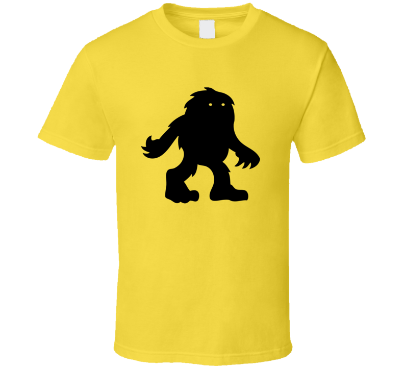 Sasquatch T Shirt