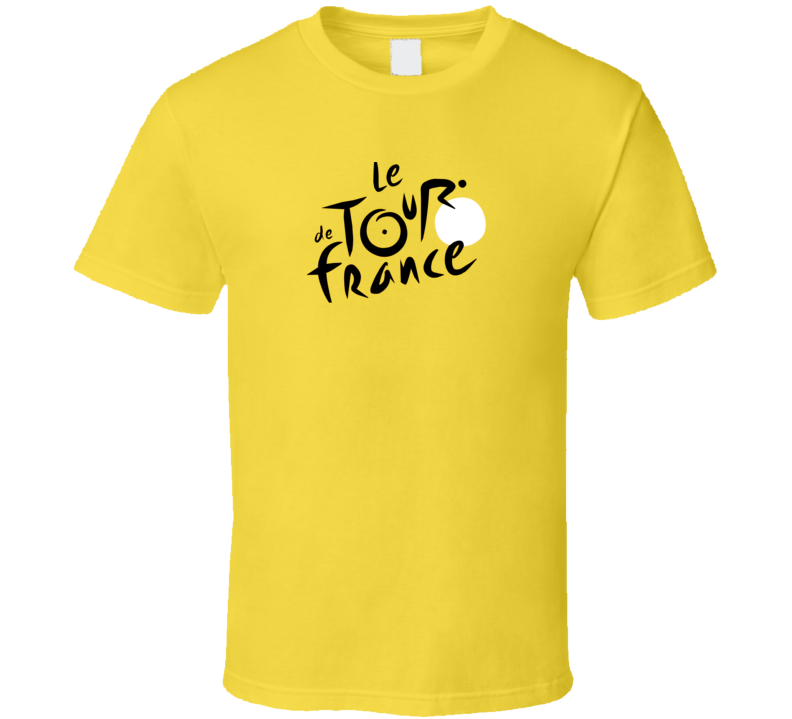 Tour de France Cycling T Shirt