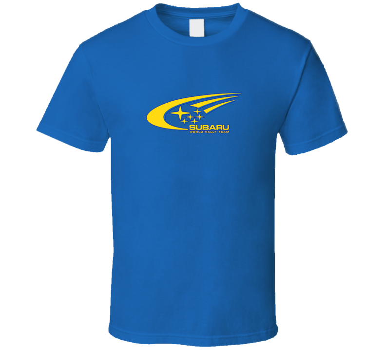 Subaru Rally Team T Shirt