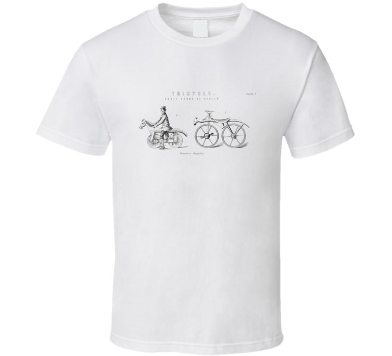 Vintage Bicycles Bike T Shirt
