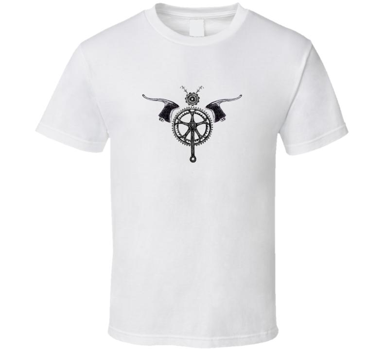 Bike Bug Biking Riding T Shirt