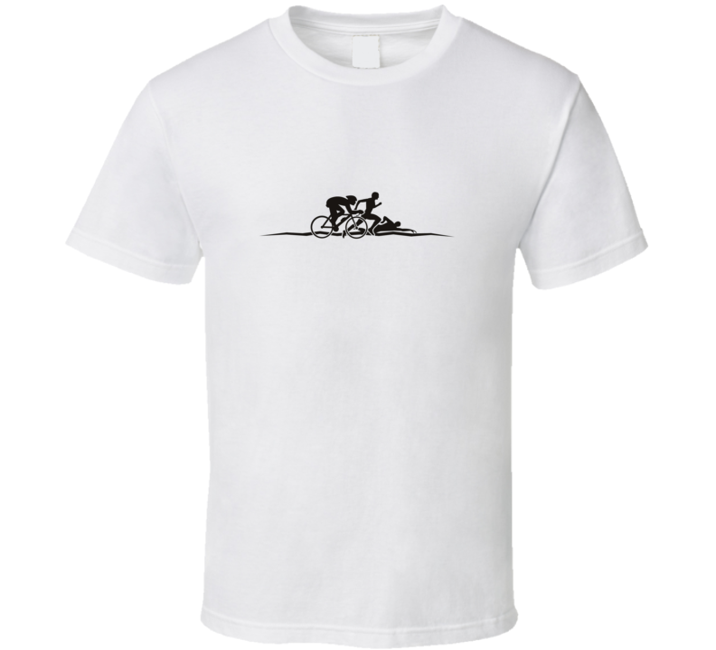 Triathlon Transition T Shirt