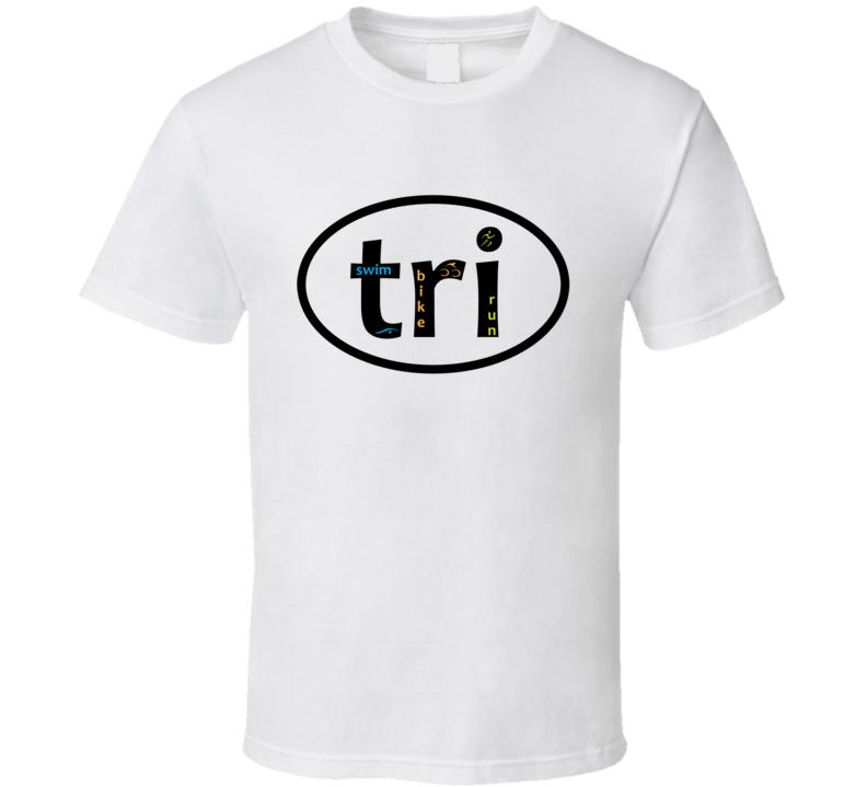 Triathlon Transition T Shirt