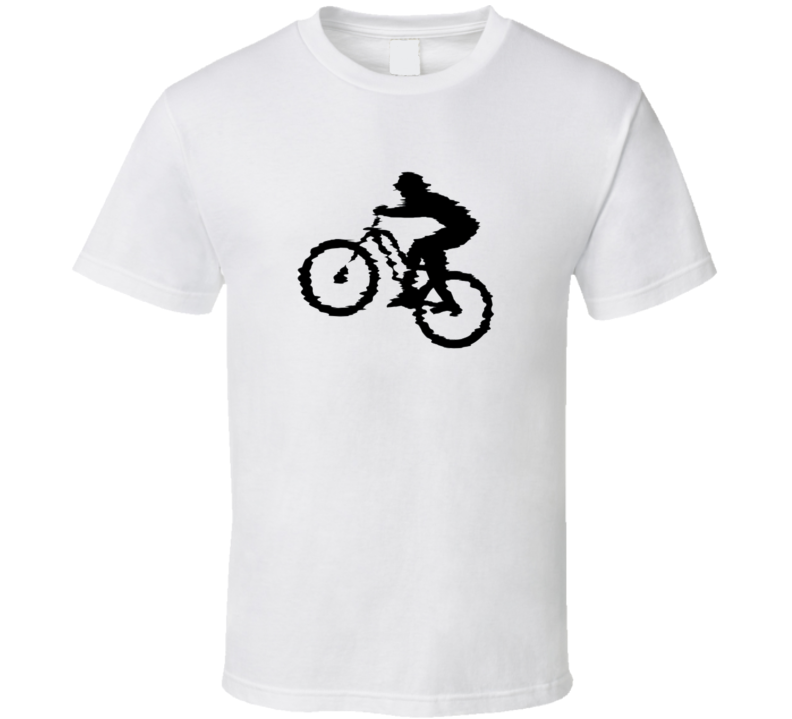Mountain Bike Biking T Shirt