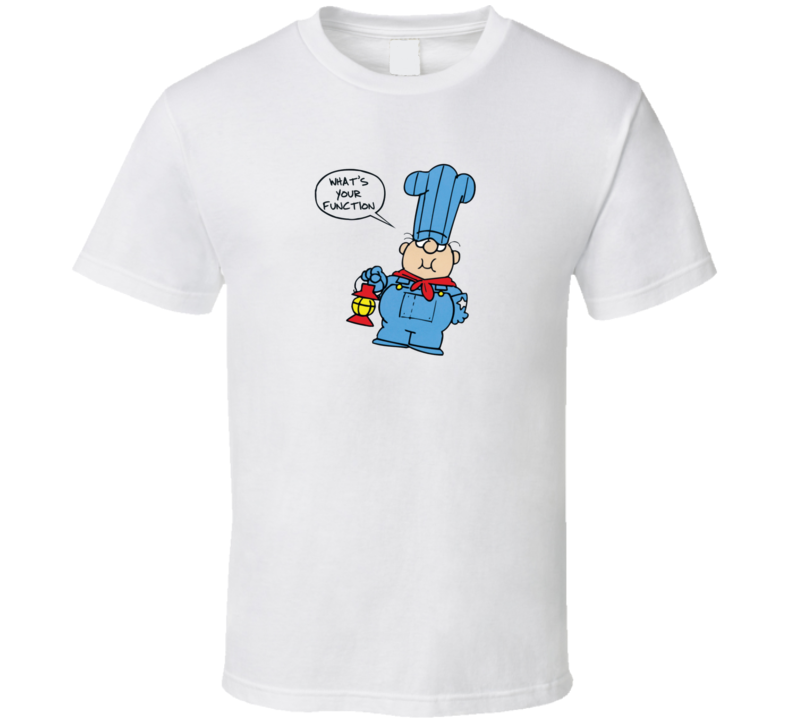 Conjunction Junction What's Your Function School House Rock T Shirt