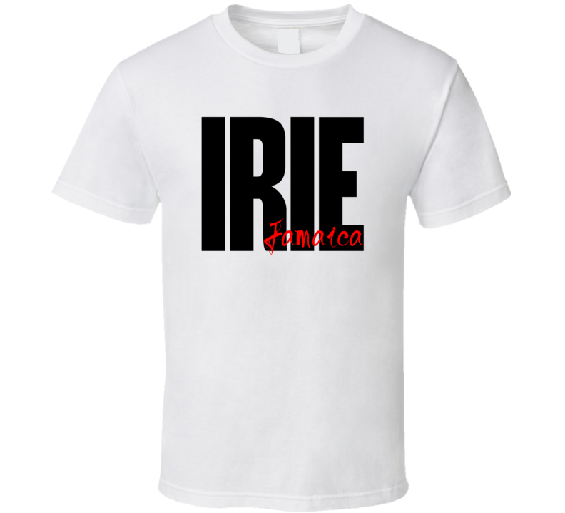 Irie Jamaica Kristin Stewart Robert Pattinson T Shirt