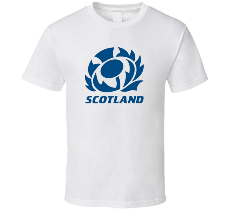 Scotland Rugby T Shirt
