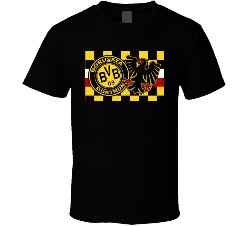 Borussia Dortmun FC Football Club T Shirt
