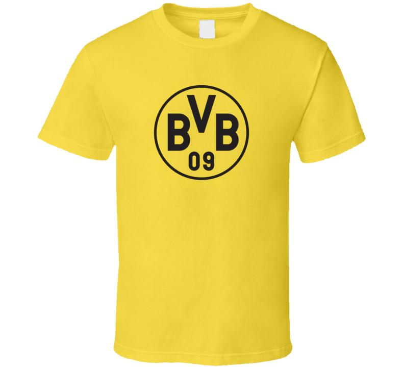 Borussia Dortmund FC Football Club T Shirt