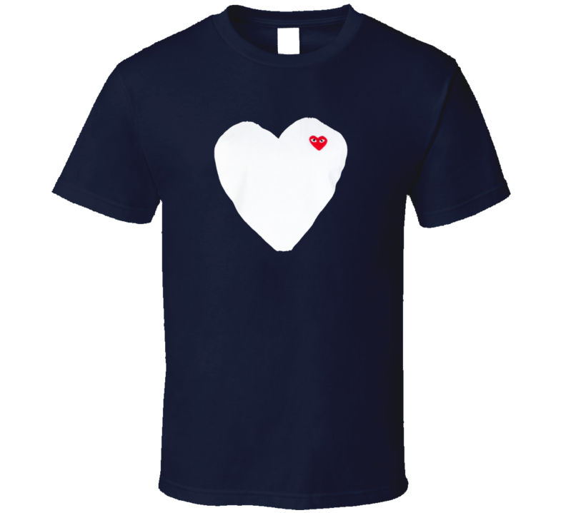 Justin Timberlake Heart T Shirt
