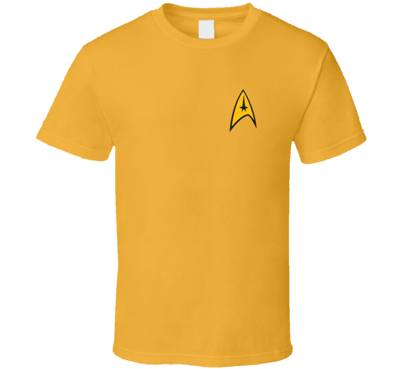 Star Trek Command T Shirt