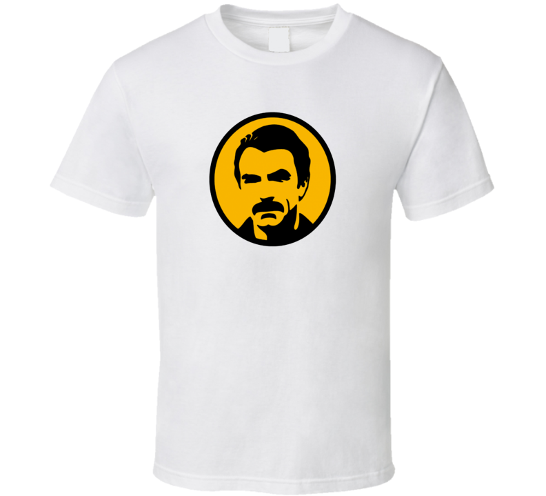 Tom Selleck Magnum P.I. Movember T Shirt