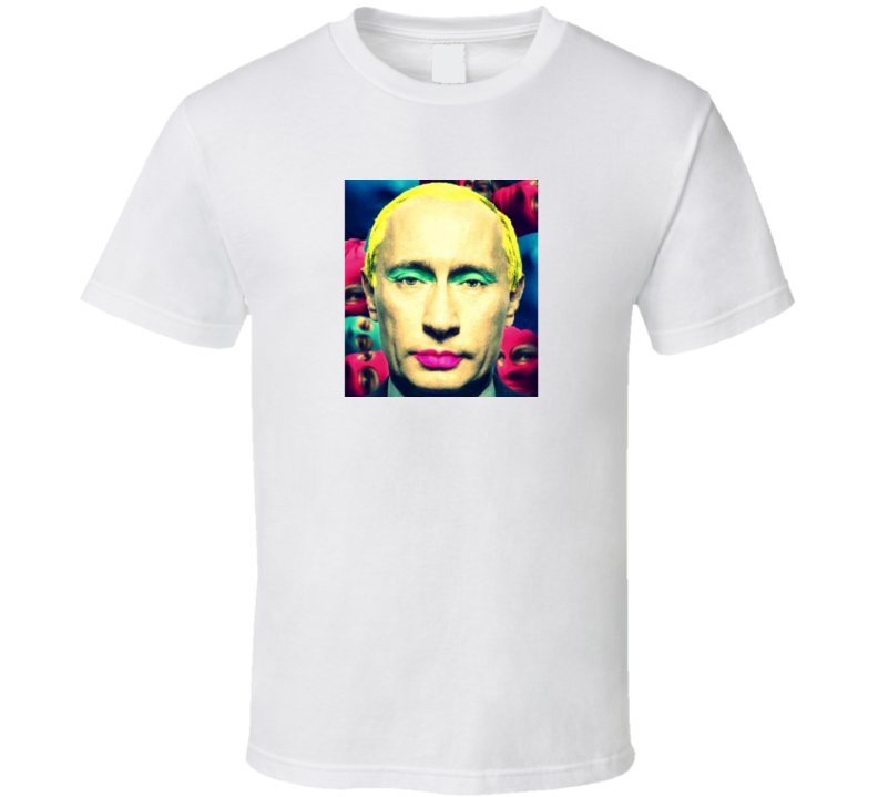 Mr. Putin Tear Up That Law Gay Rights T Shirt