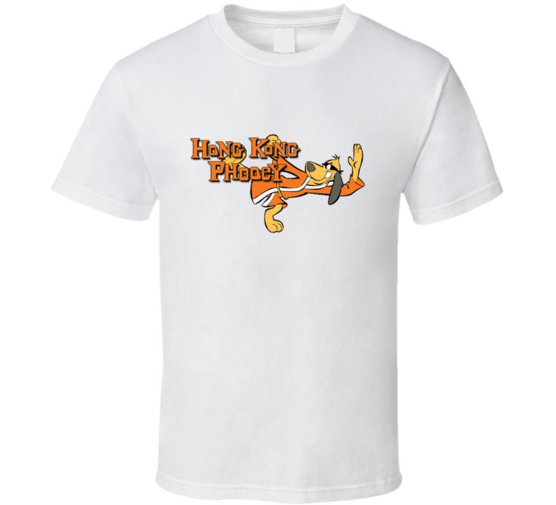 Hong Kong Phooey T Shirt