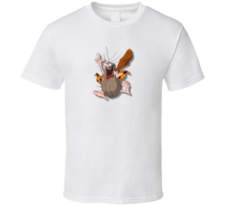 Captain Caveman T Shirt