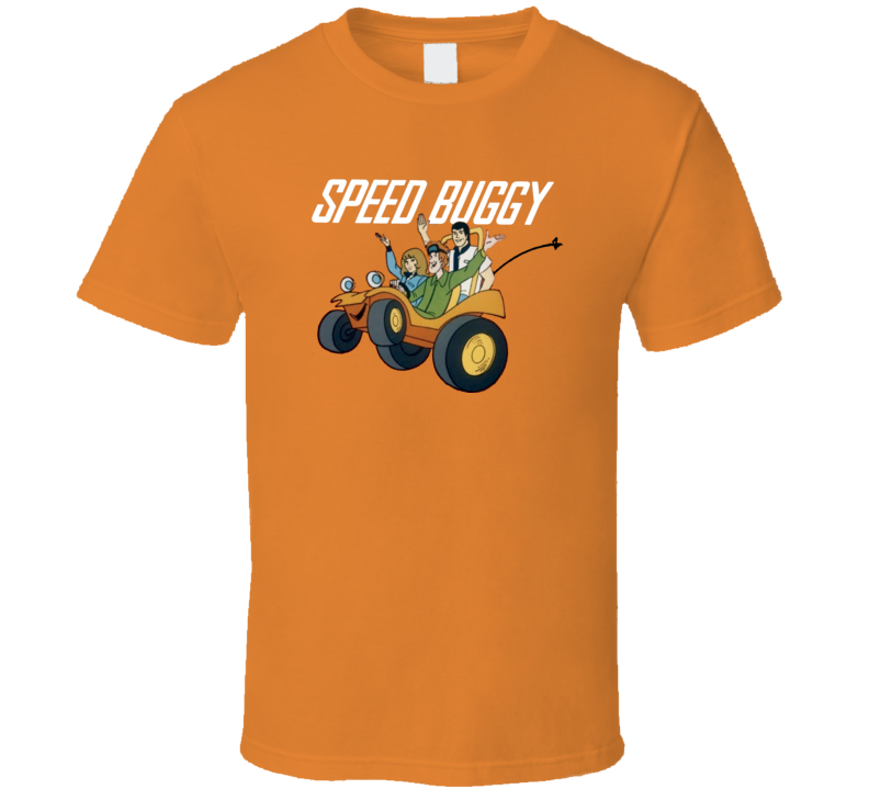 Speed Buggy T Shirt
