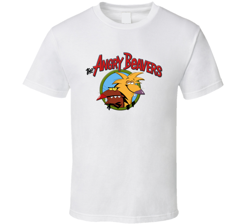 The Angry Beavers T Shirt