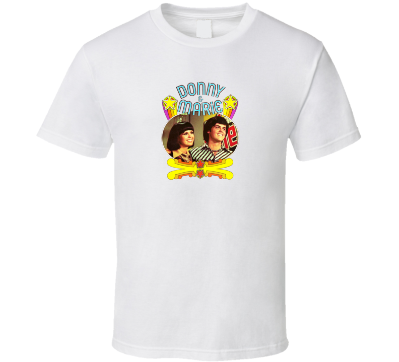 Donny And Marie T Shirt