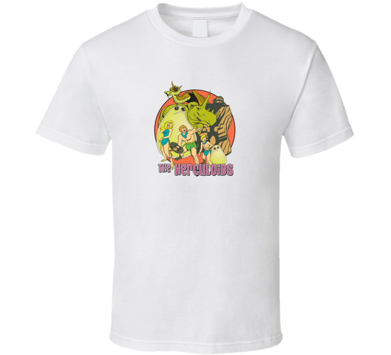 The Herculoids T Shirt