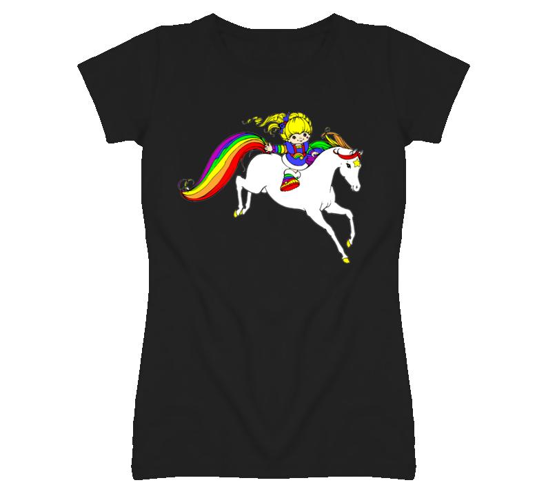 Rainbow Brite T Shirt