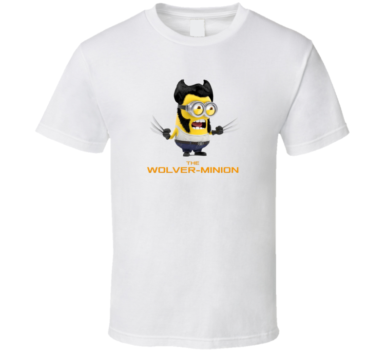 Wolverminion T Shirt