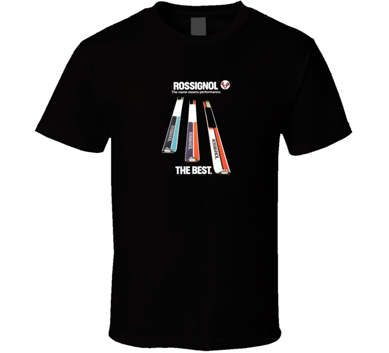 Rossignol The Best T Shirt