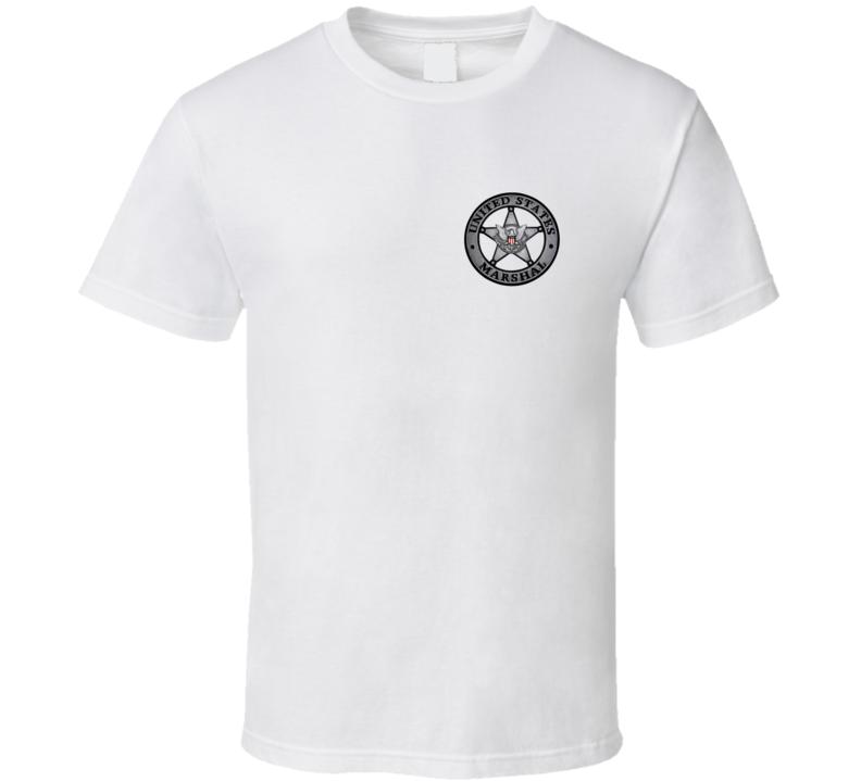 U.S. Marshal T Shirt
