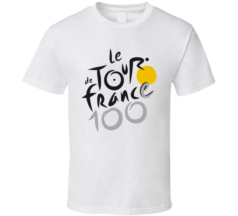 Tour De France 2013 Cycling T Shirt