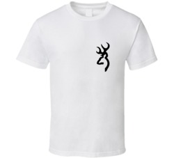 Browning Big Buck Hunting Fan T Shirt