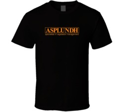 Asplundh Tree Company Fan T Shirt