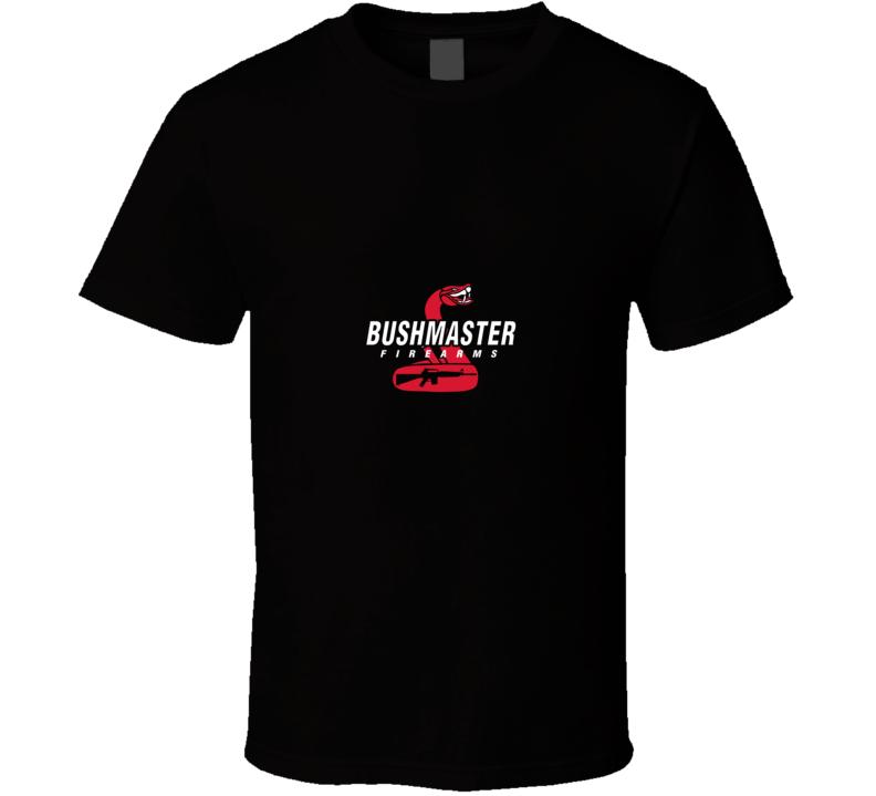 Bushmaster Gun Supporter T Shirt