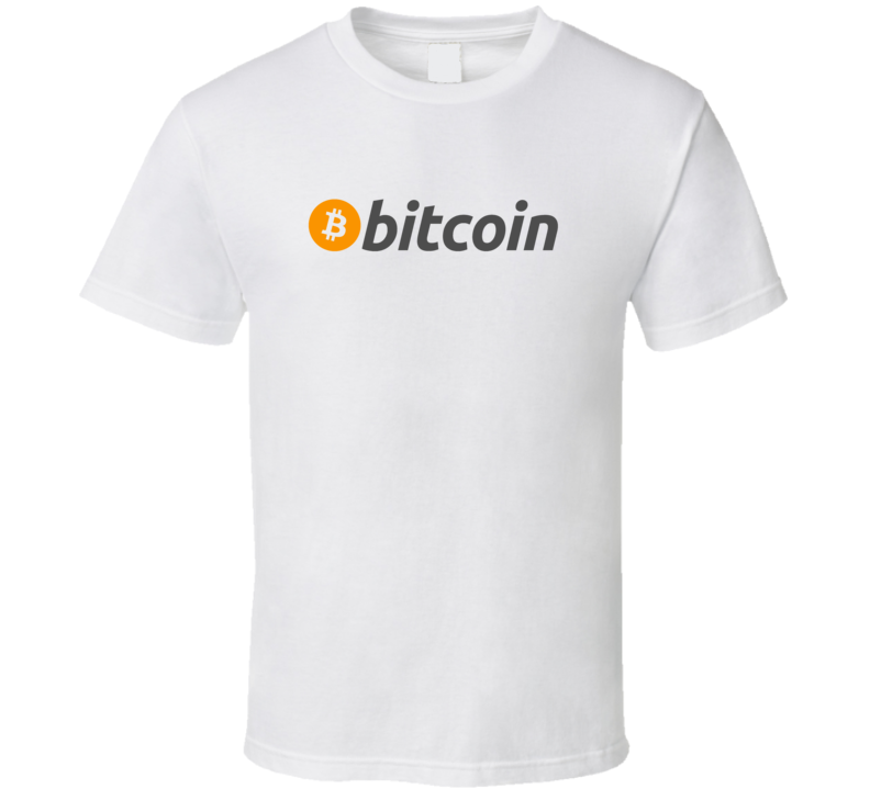 Bitcoin Mining Online Currency Fan T Shirt