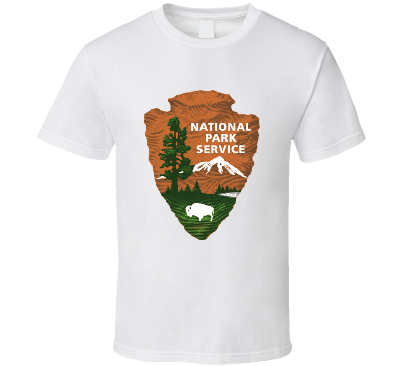 National Park Service T Shirt